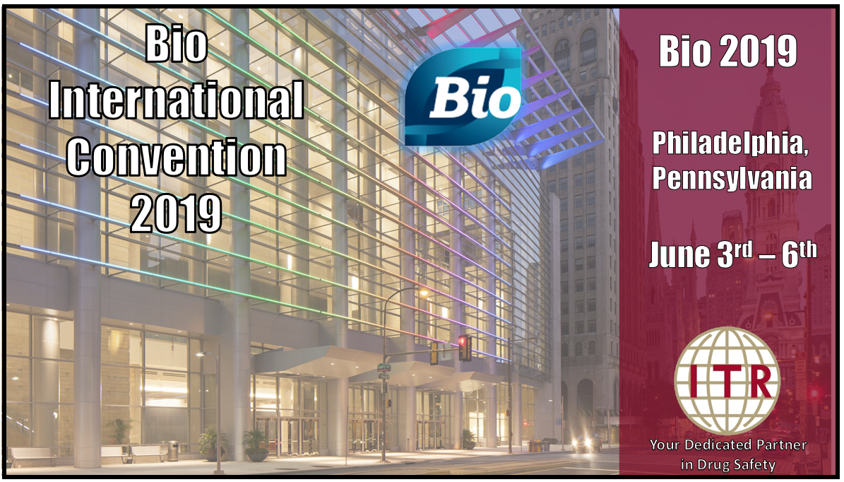 Bio International Convention 2019 Philadelphia Pennsylvania