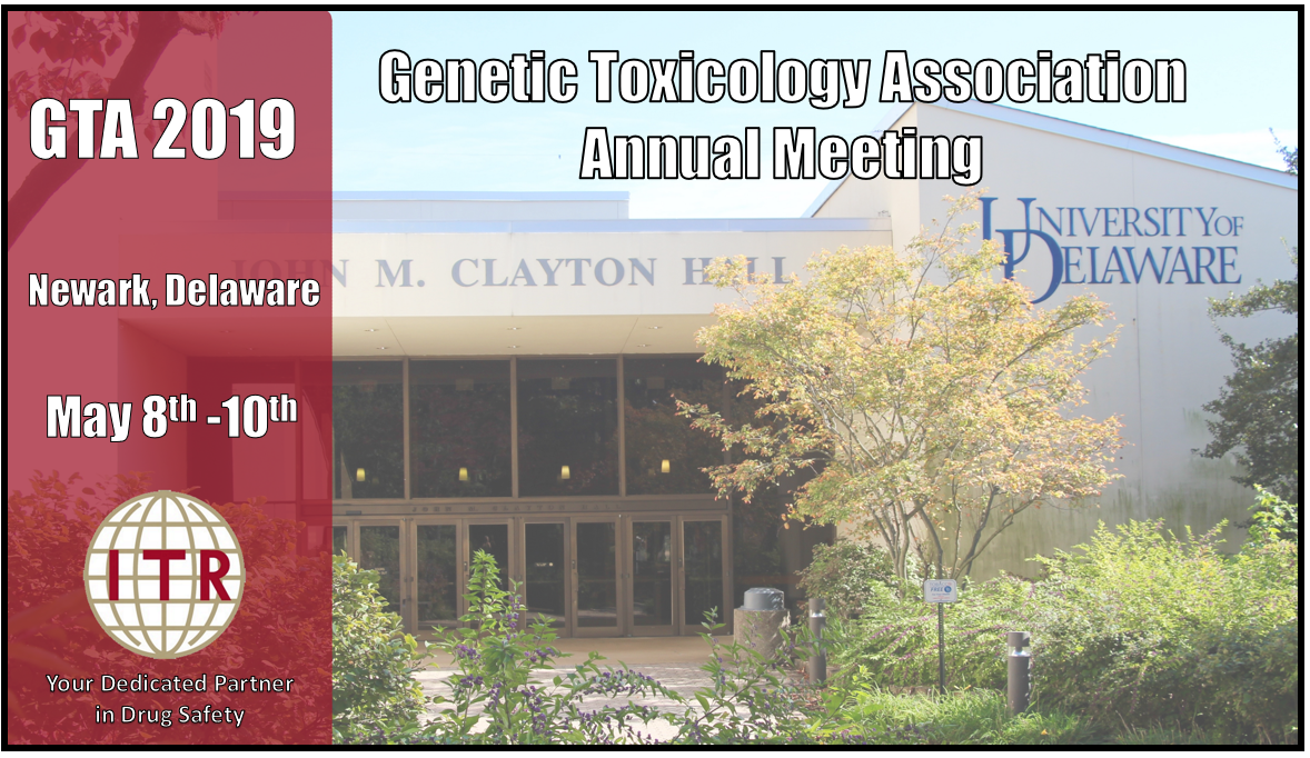Genetic Toxicology Association Annual Meeting in Newark Delaware